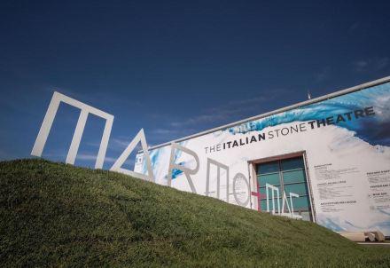Marmomac: Italian Stone Theater. Foto: Veronafiere