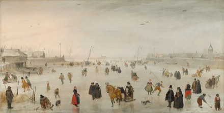 "Hendrik Averkamp: ""A scene on the ice circa 1625"", Washington, D.C., National Gallery of Art. Source: <a href=""https://commons.wikimedia.org/""target=""_blank"">Wikimedia Commons</a>"