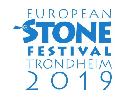 The logo of the European Stone Festival 2019.