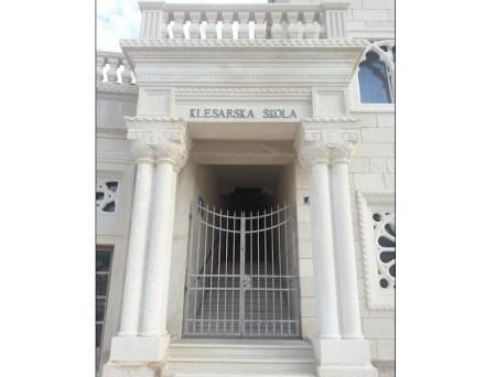 Stonemasonry school Klesarska Škola.