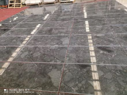 Plavi Tok marble from Balkan Mining Corporation, Serbia.