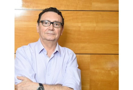 Carlos Rubens A. Alencar, head of the Fortaleza Brazil Stone Fair.