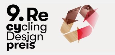 Das Logo des Deutschen RecyclingDesignpreises.