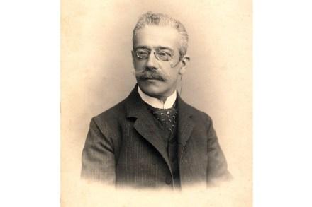 James Simon, ca 1901. Photo: private