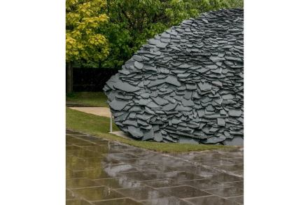 The Serpentine Pavilion 2019. Photo: Taran Wilkhu