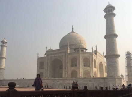 Makrana-Marble used in the Taj Mahal was taken up in the List of Global Heritage Stone Resource in 2019. Photo: Anton Hütz