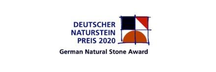 Logo of the German Natural Stone Award.