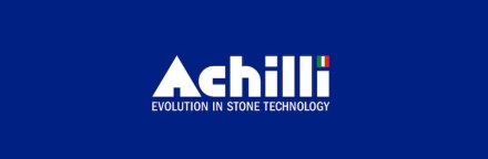 Logo of Achilli company.