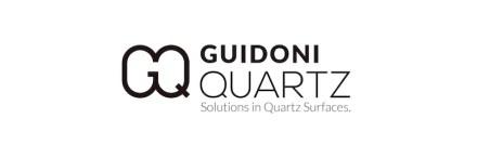 The logo of Guidoni's Topzstone brand.