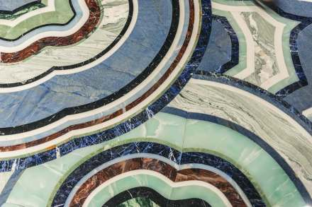 "Marble ""carpet"" by Budri."