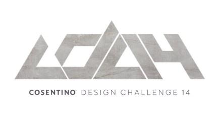 Logo of the 14th Cosentino Design Challenge.
