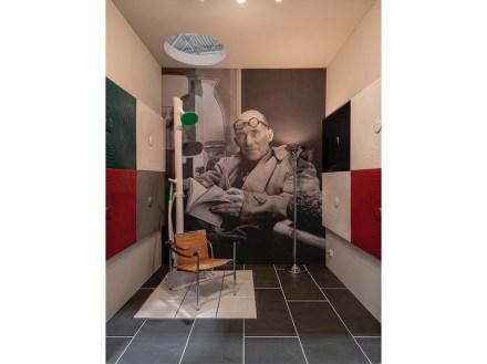 Flaminia: Le Corbusier.