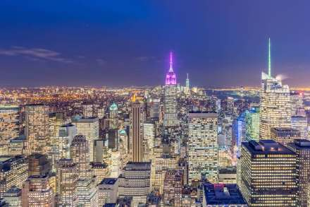 """The Skyline of New York City. Photo: Andy Moreton / <a href=""""https://commons.wikimedia.org/""""target=""""_blank"""">Wikimedia Commons</a>"""
