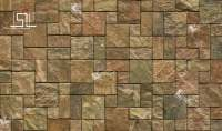 Stone wall mosaic tiles for interior exterior wall ...