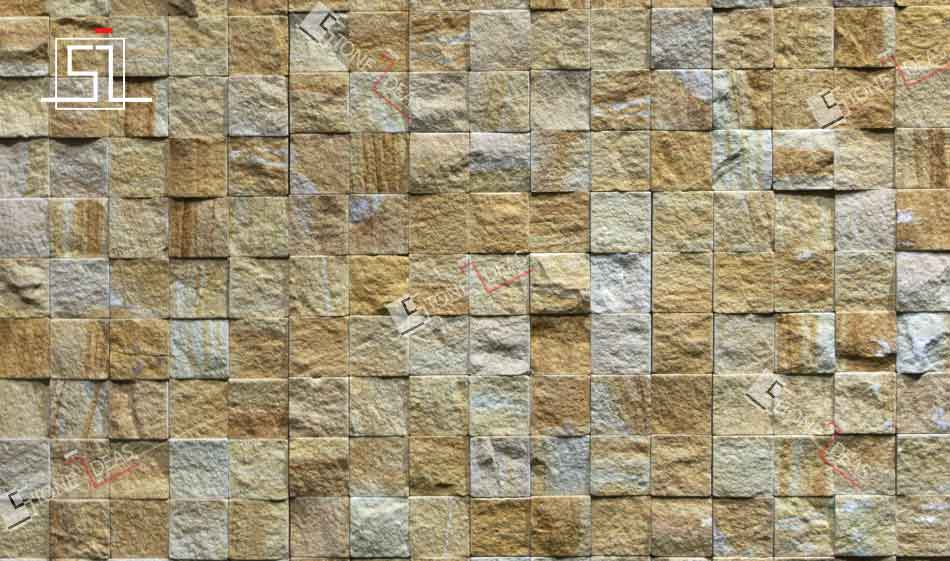 Marble Large Image Texture Tile Brown