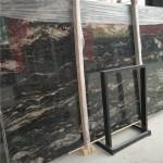 Nice Cosmic Black Granite Big Slabs Polished Granite Slabs Granite Slabs
