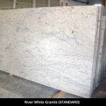 River White Granite Granite Slabs