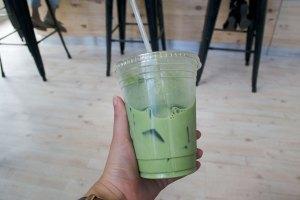 Best Matcha Latte New York Chalait