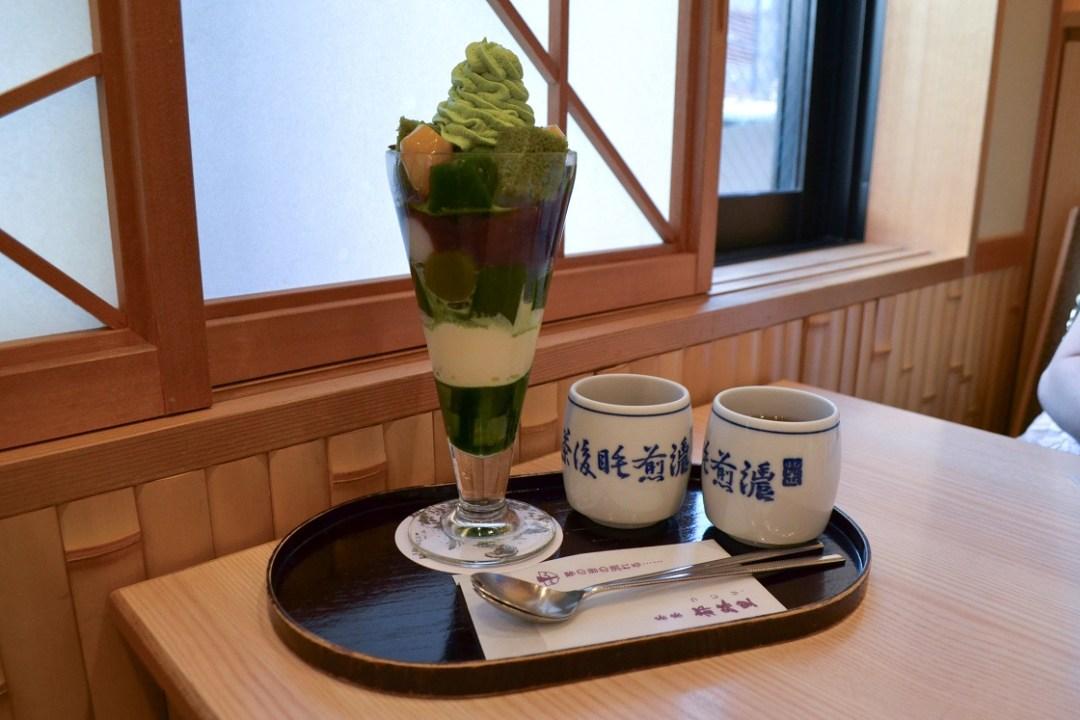 Tsujiri Matcha Teahouse Japan Kyoto