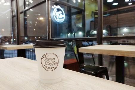 Toronto's Newest Coffee Shop