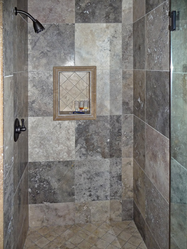 Shower  Steam Rooms  Tops In Stone LLC