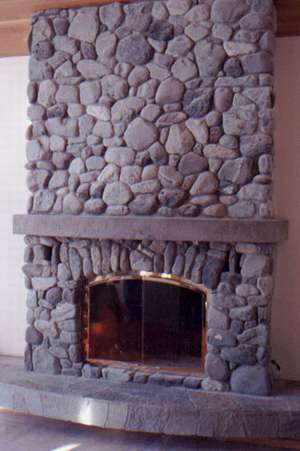 someone there is who does not love her wall  fireplace