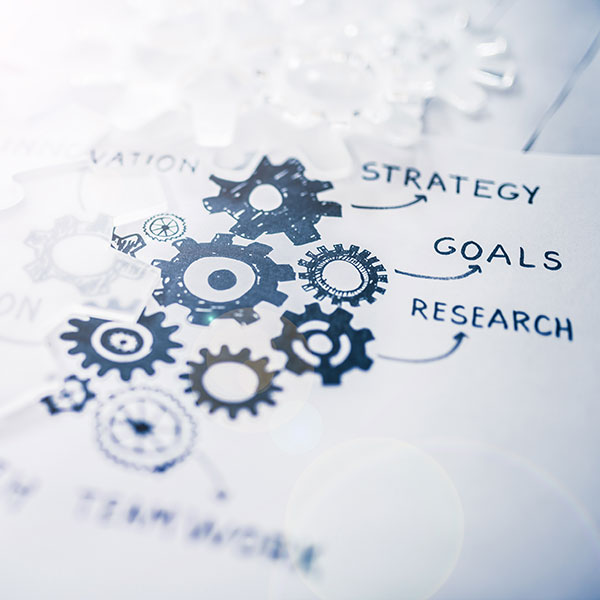 Strategy, Goals, Research