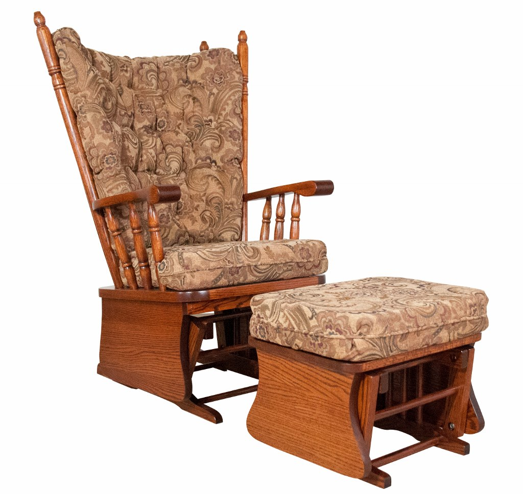 amish made rocking chair cushions high top patio table and chairs highback 4 post glider rocker 275 196xlfp 23 gliders