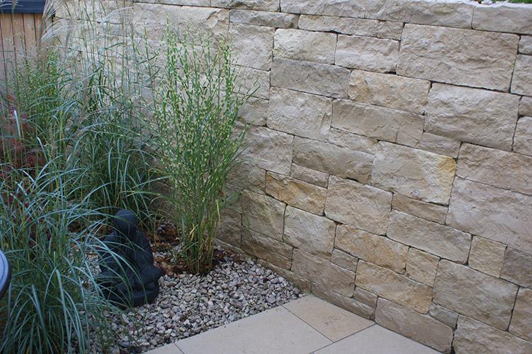 Systemmauerwerk  stonebox