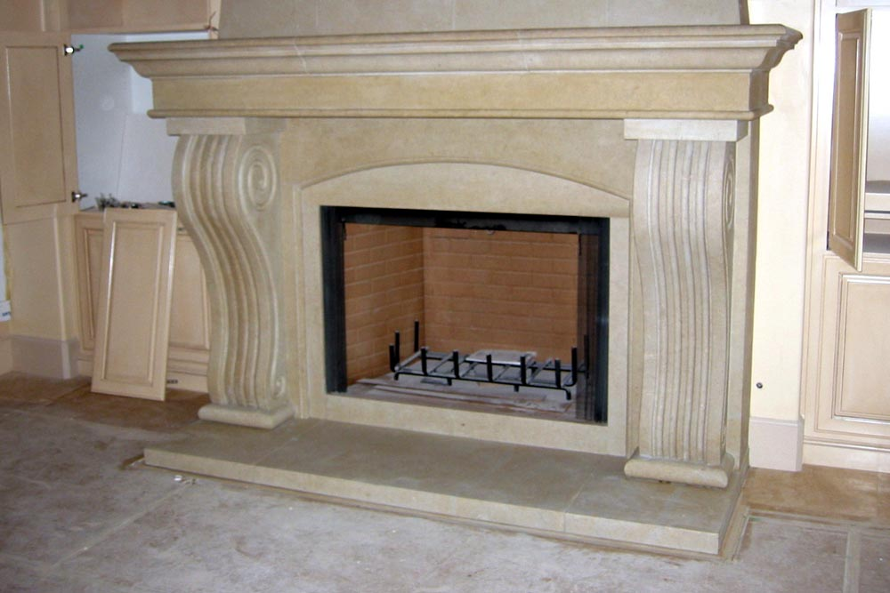 Limestone  Marble Fireplaces  Stone Center Portland OR