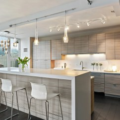 Kitchen Bath Design How To Decorate Counter Space Stone City Modern West Loop Condo