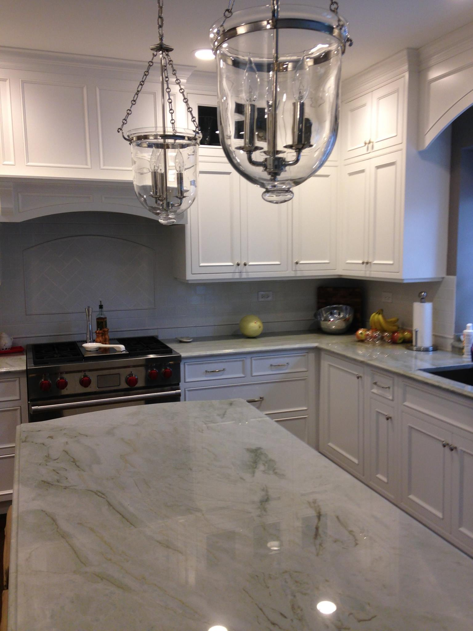 kitchen cabinets com bulk towels sea pearl quartzite counter - stone city & bath design