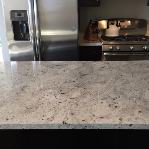 River White Granite Countertops  Stone City Kitchen