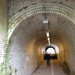 Leeman tunnel York - before