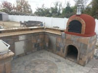 Code: Pizza Oven Insulated  Stone Creations