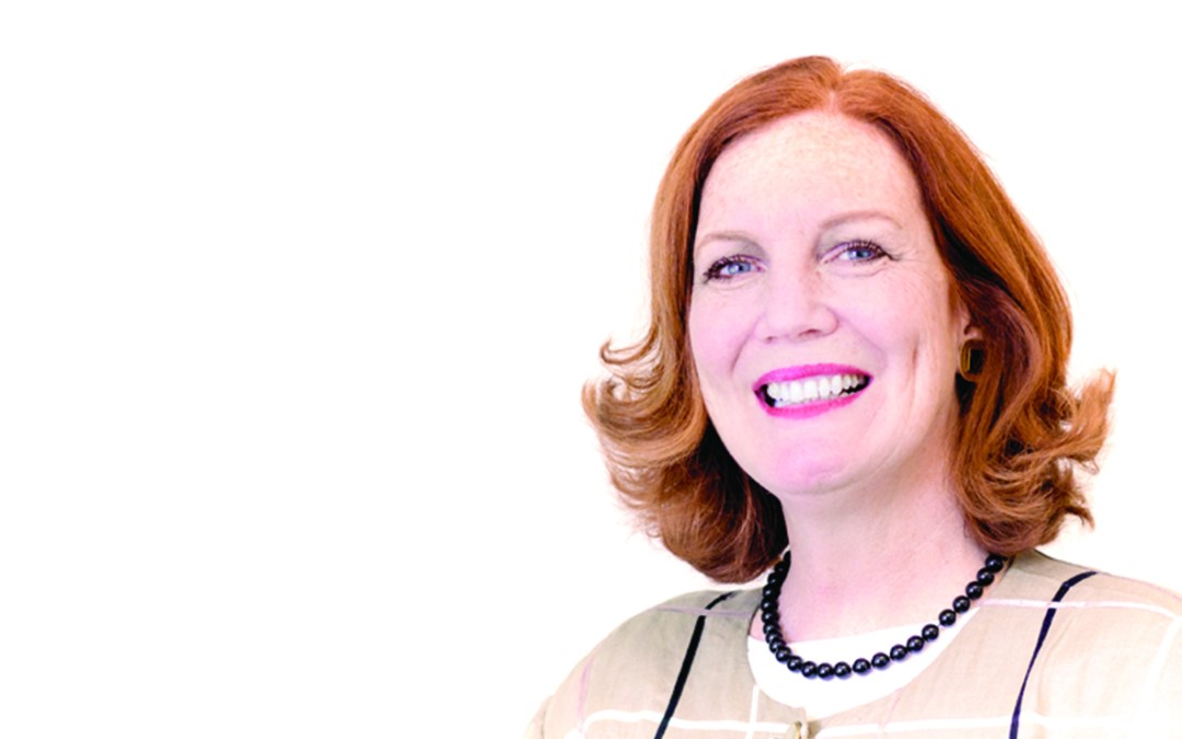 Lorraine Potter Zechmann to Leave Helm of Stonecroft