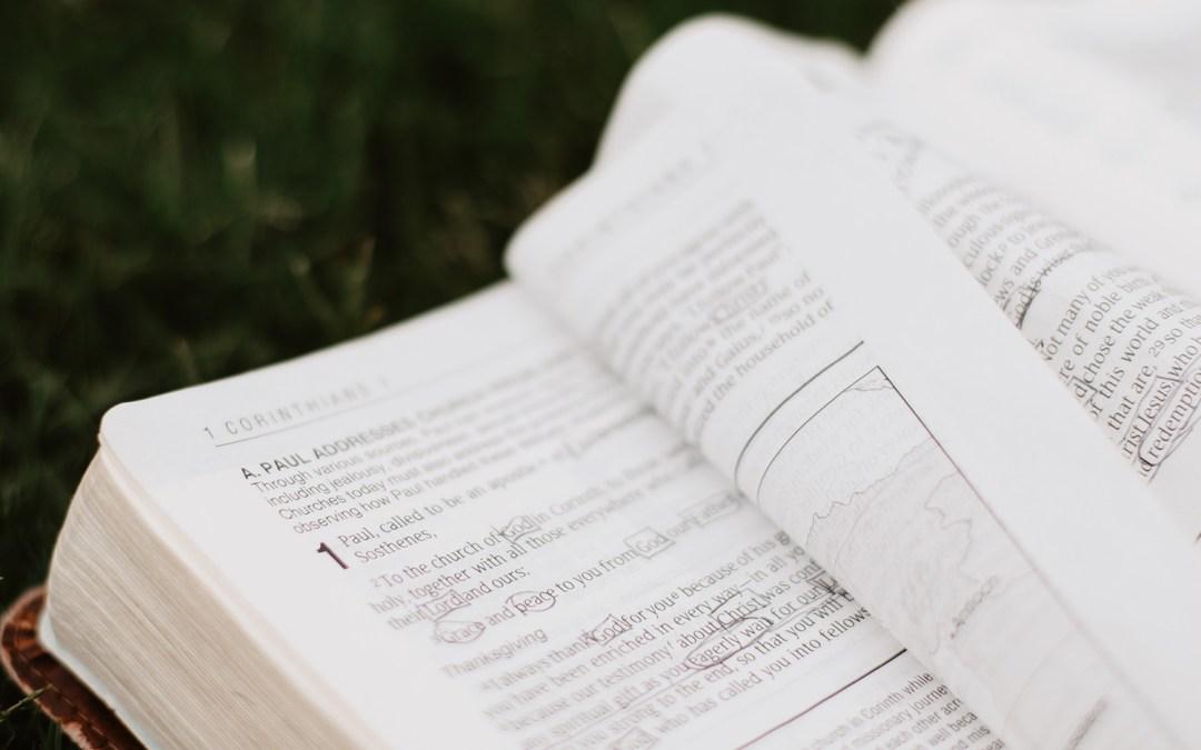 Big Picture: Inmates Bear Fruit through Stonecroft Bible Studies