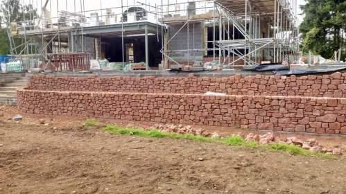 stone walling devon