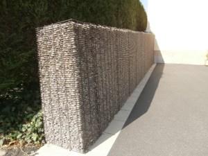 Parement mur exterieur anti-bruit