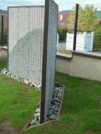 Panneau modulaire gabion chez Germain Perrot