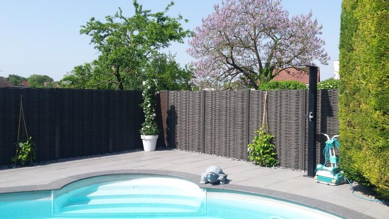 Design Stonefence piscine