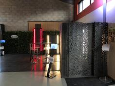 claustra-alu showroom stonefence