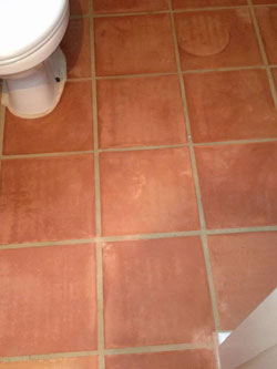 slate floor kitchen complete cabinets terracotta tiles | stone cleaning hertfordshire