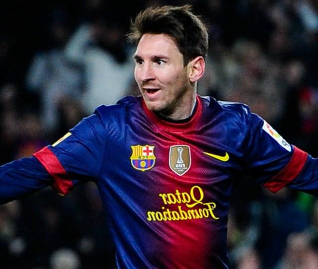 Berita Bola Messi Bawa Barcelona Ke Perempat Final Copa Del Rey