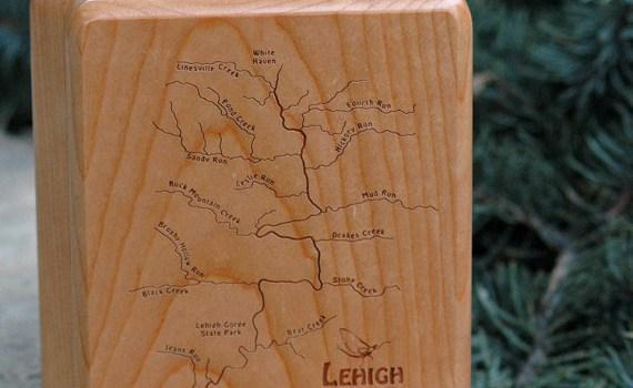 Fly Fishing Lehigh River Pennsylvania