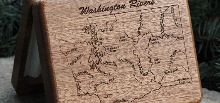 10% Off Montana River Map Fly Boxes through April 10 – Free Personalization and Shipping