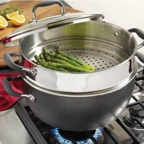 steamer kitchen hotel with new york the best bamboo and 6 things you need to know about them there are also electric steamers on market but a is better choice for those who would rather stay away plastic instead want