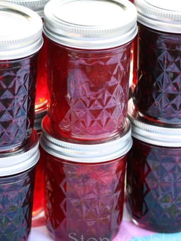 StoneGable Strawberry Jam