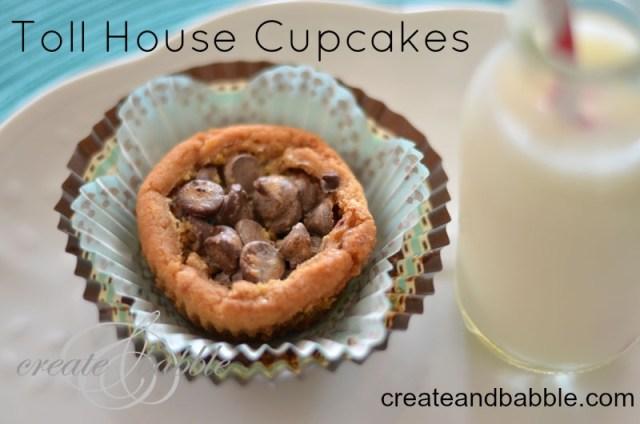 christmas cookies toll house cupcakes_createandbabble.com