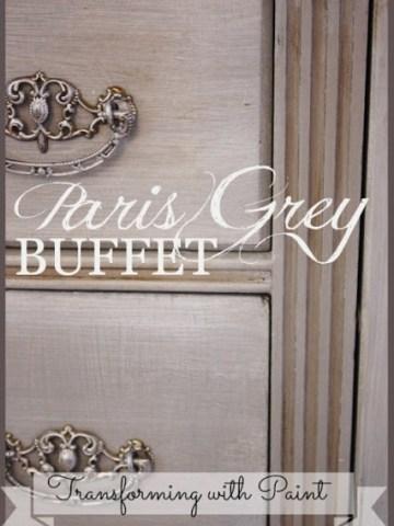 PARIS GREY BUFFET TUTORIAL